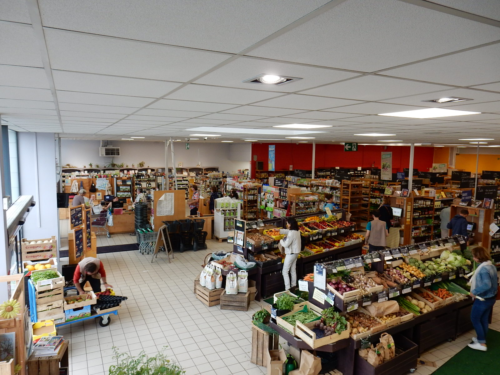 Photos du magasin