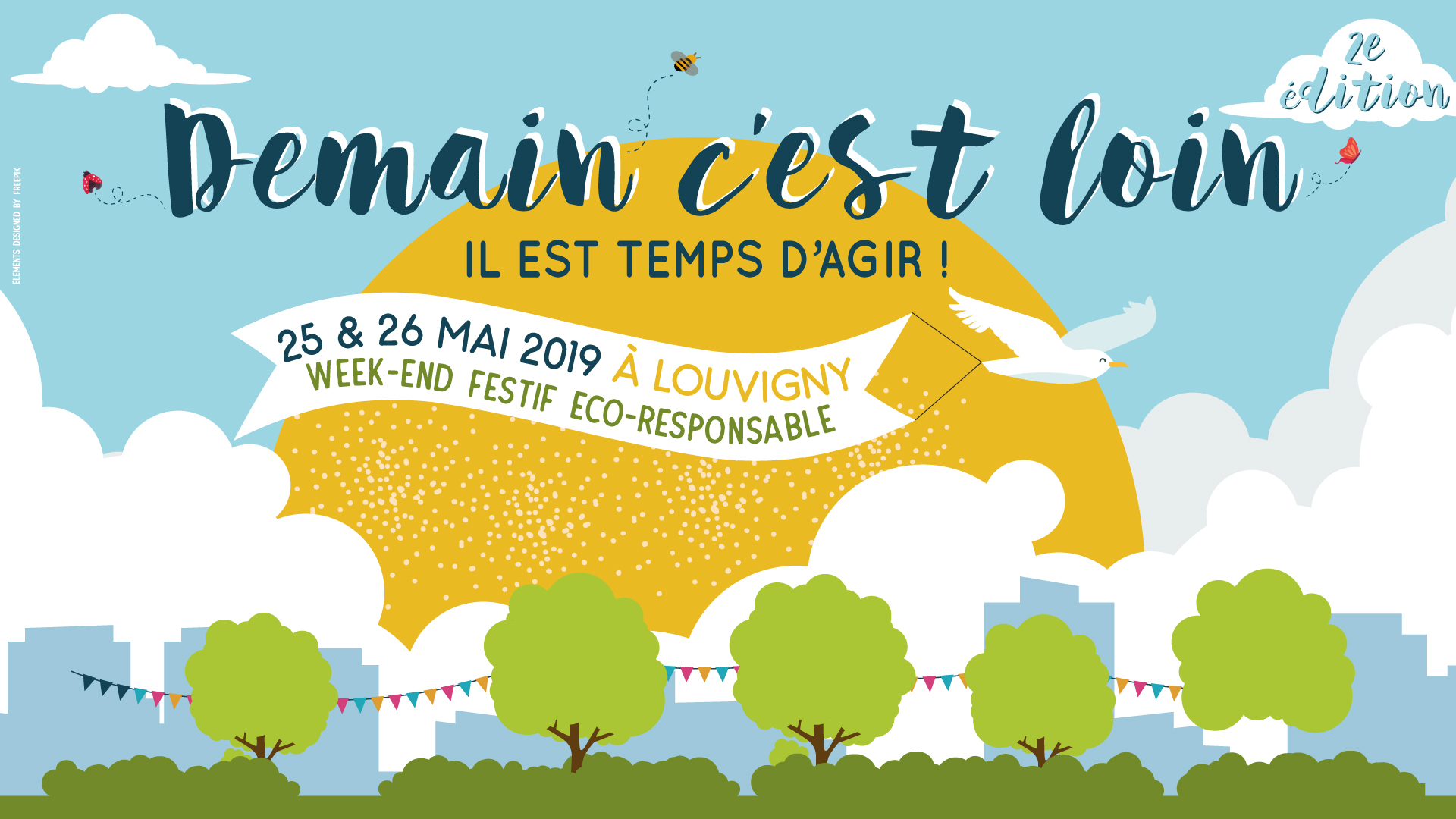 Week-end festif eco-responsable