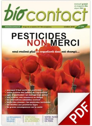 BIOCONTACT OCTOBRE